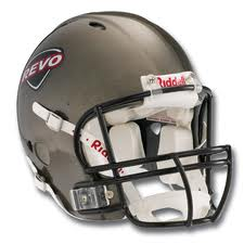 "39e71f3487c The key to Riddell helmets is that you will see the ""Riddell"" tags on the  forehead of the helmet"
